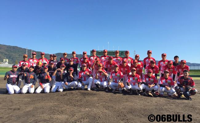 9/26 チャリティ野球大会出場選手